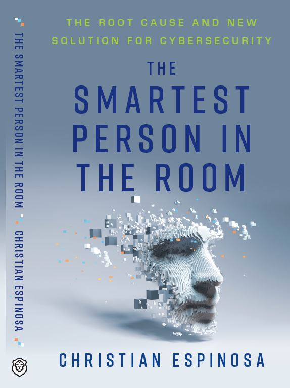 christian espinosa - smartest person in room