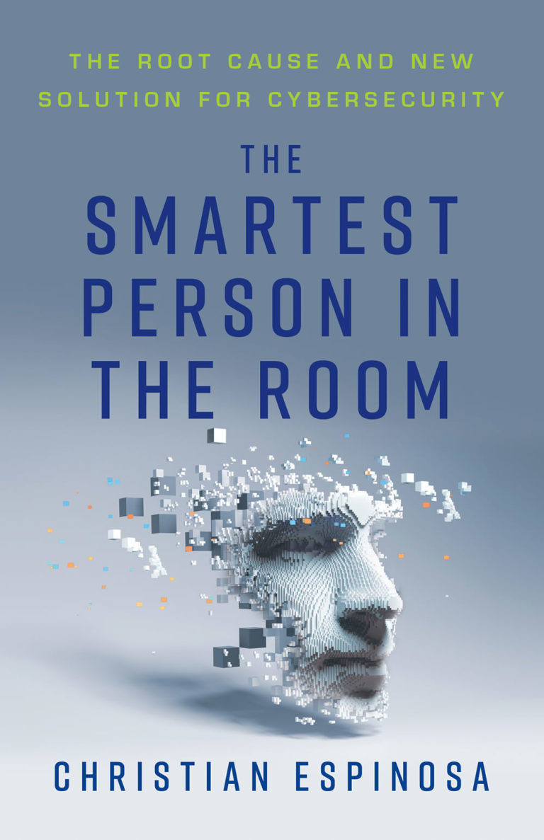The Smartest Person in the Room by Christian Espinosa